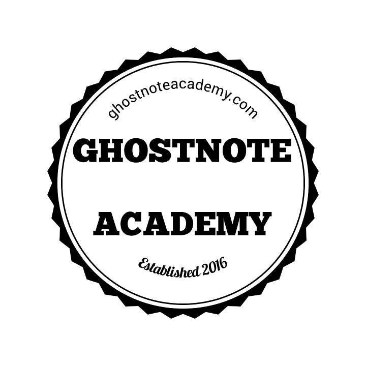 GhostNote Academy