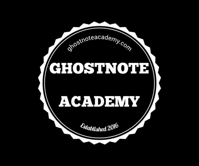 ghostnoteblack